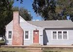 Foreclosed Home in GLENSIDE AVE, Ponca City, OK - 74601
