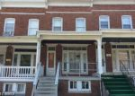 Foreclosed Home in BELGIAN AVE, Baltimore, MD - 21218