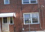 Foreclosed Home in JOH AVE, Baltimore, MD - 21229