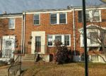Foreclosed Home en TUNLAW RD, Baltimore, MD - 21218