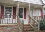 Foreclosed Home en BASIN CREEK RD, Burlington, NC - 27217