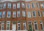 Foreclosed Home in E 22ND ST, Baltimore, MD - 21218