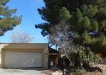 Foreclosed Home en SOLARRIDGE ST, Las Cruces, NM - 88012