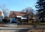 Foreclosed Home in KENSINGTON AVE, Detroit, MI - 48224