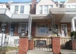 Foreclosed Home en FORREST AVE, Philadelphia, PA - 19138