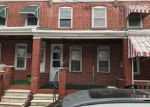 Foreclosed Home in S VAN BUREN ST, Wilmington, DE - 19805