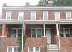 Foreclosed Home in WILSBY AVE, Baltimore, MD - 21218