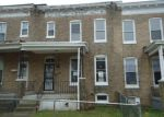 Foreclosed Home in E 29TH ST, Baltimore, MD - 21218