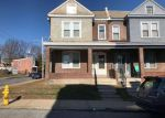 Foreclosed Home en N MONROE ST, Wilmington, DE - 19802