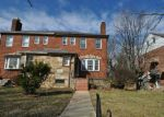 Foreclosed Home in COLEHERNE RD, Baltimore, MD - 21229