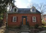 Foreclosed Home in BRIARCLIFT RD, Baltimore, MD - 21229