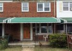 Foreclosed Home in ALASKA ST, Baltimore, MD - 21230
