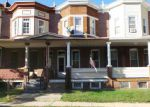 Foreclosed Home in WALRAD ST, Baltimore, MD - 21229