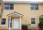 Foreclosed Home in SIENNA CLUB DR, Fort Lauderdale, FL - 33319