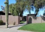 Foreclosed Home en E CENTER LN, Tempe, AZ - 85281