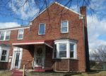 Foreclosed Home in HILLEN RD, Baltimore, MD - 21218