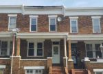 Foreclosed Home en KENYON AVE, Baltimore, MD - 21213