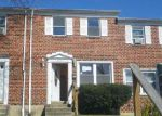 Foreclosed Home in VANCOUVER RD, Baltimore, MD - 21229