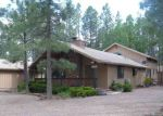 Foreclosed Home en ELK RD, Pinetop, AZ - 85935