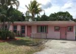 Foreclosed Home in SUN CT, West Palm Beach, FL - 33403