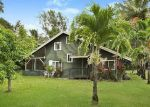 Foreclosed Home en HANALEI PLANTATION RD, Princeville, HI - 96722