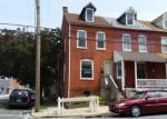 Foreclosed Home en S MARSHALL ST, Lancaster, PA - 17602