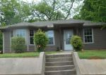 Foreclosed Home in W WALKER ST, Denison, TX - 75020