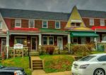 Foreclosed Home in WOODRIDGE RD, Baltimore, MD - 21229