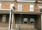 Foreclosed Home in S HILTON ST, Baltimore, MD - 21229