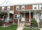 Foreclosed Home en DULUTH AVE, Dundalk, MD - 21222
