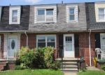 Foreclosed Home en RADECKE AVE, Baltimore, MD - 21206