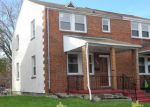 Foreclosed Home en FAIRLAWN AVE, Baltimore, MD - 21215