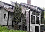 Foreclosed Home en IRISH SETTLEMENT RD, Underhill, VT - 05489