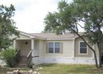 Foreclosed Home en CARIBOU DR, Spring Branch, TX - 78070