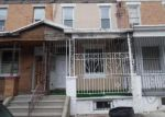 Foreclosed Home en N 6TH ST, Philadelphia, PA - 19140