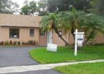 Foreclosed Home in NW 47TH CT, Fort Lauderdale, FL - 33351