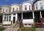 Foreclosed Home in YALE AVE, Baltimore, MD - 21229