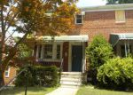 Foreclosed Home in PIONEER DR, Baltimore, MD - 21214
