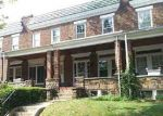 Foreclosed Home in CHESTERFIELD AVE, Baltimore, MD - 21213