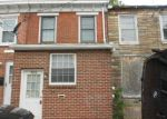 Foreclosed Home in N CHURCH ST, Wilmington, DE - 19801