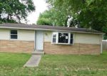 Foreclosed Home in CLAYTON ST, Shelbyville, IN - 46176