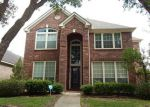 Foreclosed Home en JUTEWOOD LN, Katy, TX - 77450