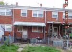 Foreclosed Home en CLAIRIDGE RD, Gwynn Oak, MD - 21207