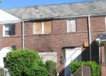 Foreclosed Home in KEYWORTH AVE, Baltimore, MD - 21215