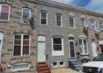 Foreclosed Home in MOUNT PLEASANT AVE, Baltimore, MD - 21224