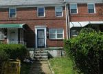 Foreclosed Home in N AUGUSTA AVE, Baltimore, MD - 21229