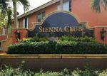 Foreclosed Home en SIENNA CLUB PL, Fort Lauderdale, FL - 33319