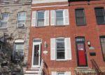 Foreclosed Home en HUDSON ST, Baltimore, MD - 21224