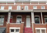 Foreclosed Home in E 28TH ST, Baltimore, MD - 21218