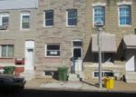 Foreclosed Home en MOUNT PLEASANT AVE, Baltimore, MD - 21224
